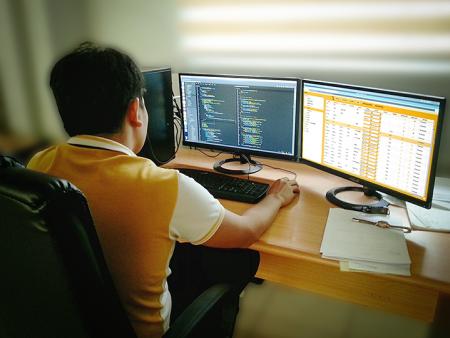 Logimine Fleet management system-Software developer