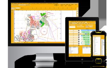 Logimine Fleet management system-HORIZON mining software